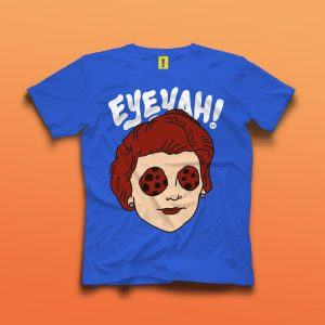 Doughy Eyes Tee by yell0w