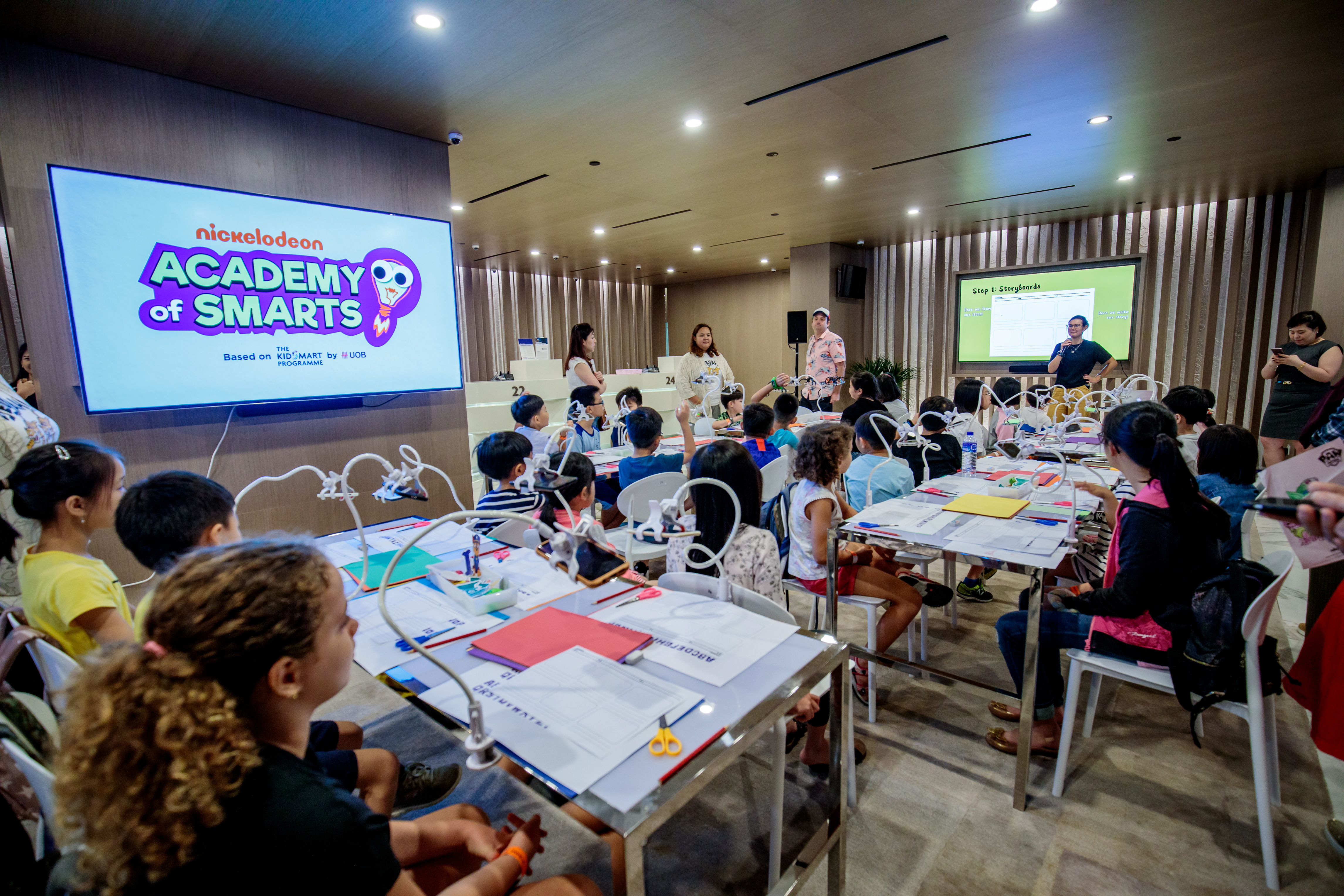 Stop motion animation masterclass conducted by @mojokoworld
